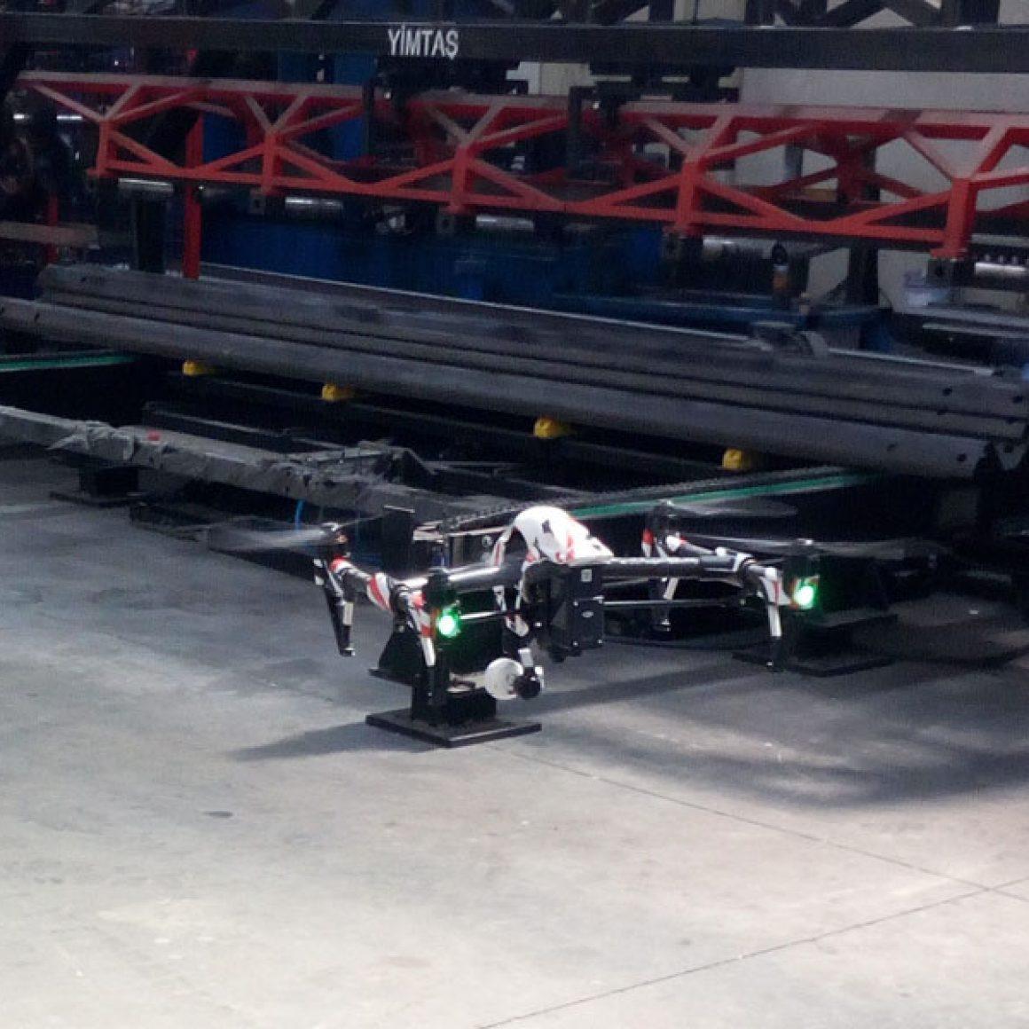 Drone ile havadan fotoğraf ve video çekimi