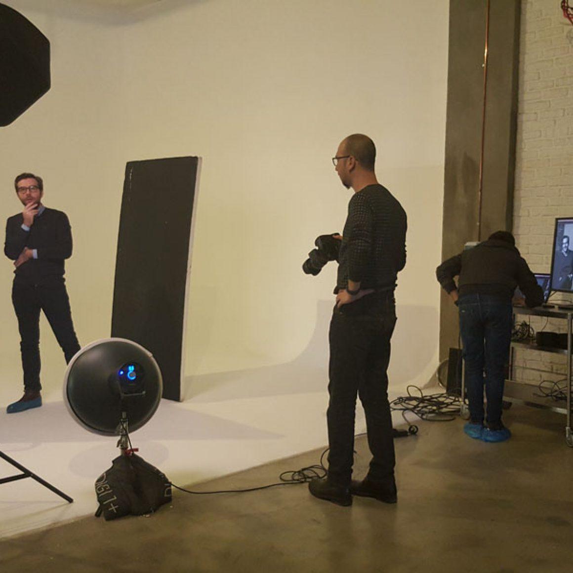 derin15 kurumsal fotograf backstage